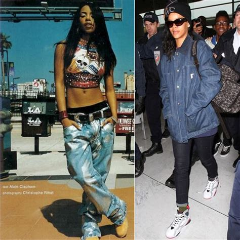 what style clothes are hip and trendy for a 60 year old 90s hip hop fashion trends for women images pictures