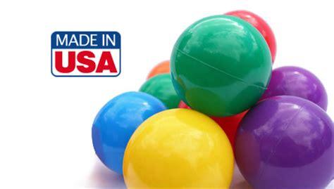 large balls pit balls plastic balls