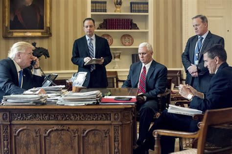 trump oval office trump white house wrestles with a crush of crises