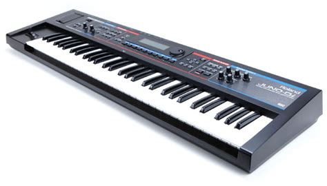 Keyboard Juno Di Second roland juno di vintage synth explorer