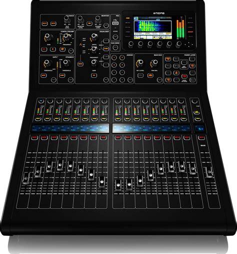 Speaker Behringer M16 midas m32 r 40 channel digital mixing console agiprodj
