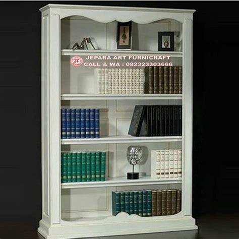 Rak Buku Termurah produk terbaru rak buku minimalis duco white murah