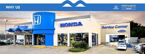 Honda Dealership New Orleans by About Us Premier Honda