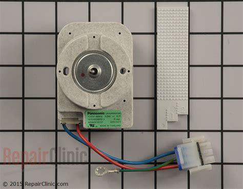 Evaporator Kulkas Panasonic evaporator fan motor wr60x21887 repairclinic
