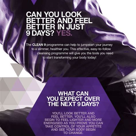 Holford 9 Day Detox Pack by 1000 Ideas About Clean 9 On Forever Living