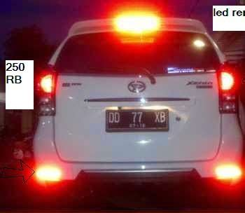 Mata Kucing Lu Led Reflektor Honda Jazz febryaksesoris 19 mata kucing led reflektor