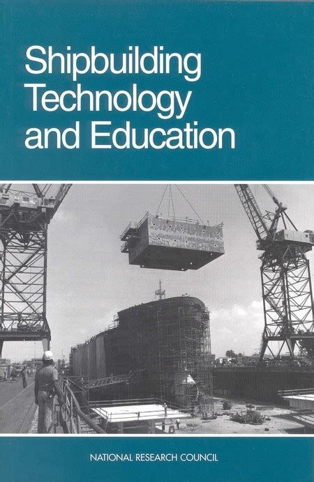 shipbuilding technology  education  national academies press