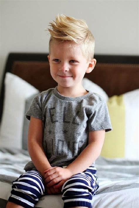 5 yr old boys hairstyles little boy hairstyles 81 trendy and cute toddler boy