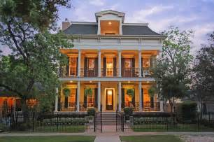 New Orleans Style Home Plans by Garden District New Orleans Floor Plan Trend Home Design