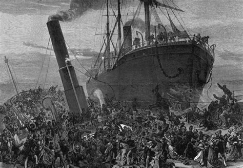 thames river boat disaster file princess alice collision in thames jpg wikimedia