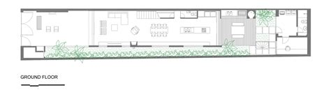Floor Plan House galeria de casa brooklin galeria arquitetos 14
