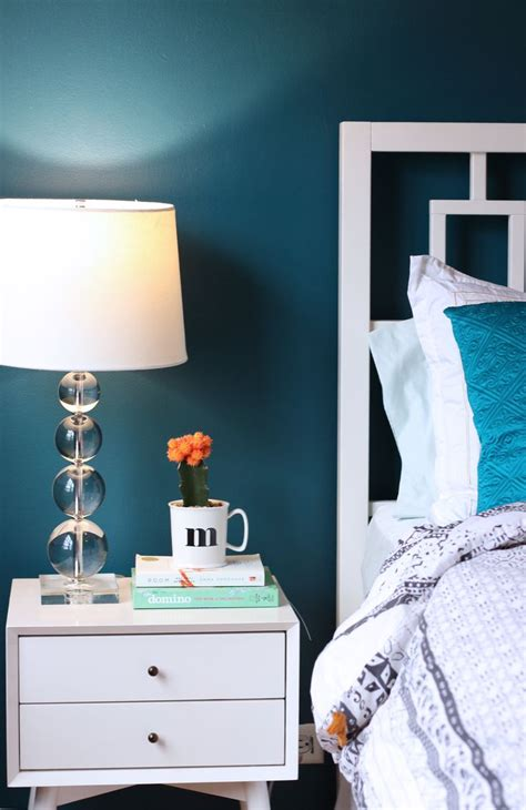 dark teal bedroom new bedroom paint color painting lessons learned teal