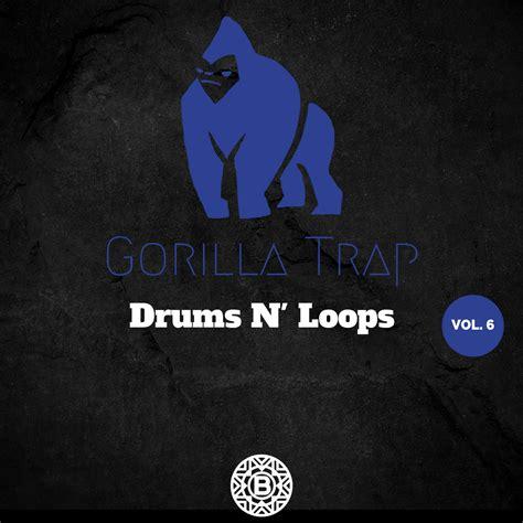 trap drums n loops vol 1 braumahbeats com rap gorilla trap vol 6 drums n loops braumahbeats com