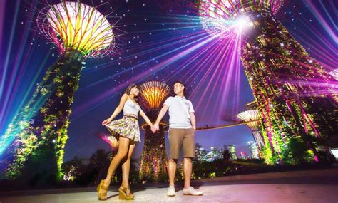 Tiket Garden By The Bay Singapore Child jual tiket garden by the bay singapore dewasa asia service tour travel