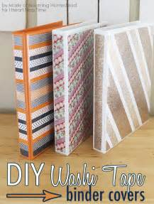 Diy binder covers by blooming homestead on iheartnaptime com