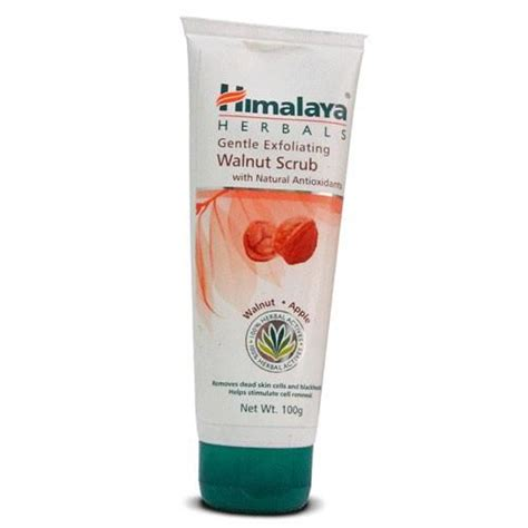 Scrub Himalaya best scrub in indian market and its prices