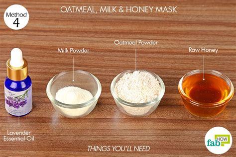 diy mask for sensitive skin oatmeal mask for sensitive skin