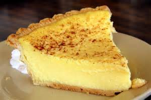 gina s favorites old fashioned custard pie