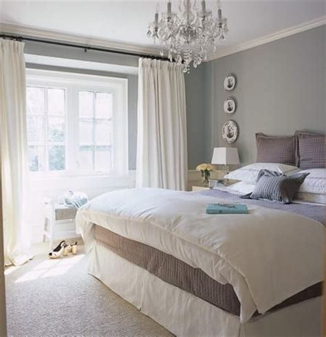 gray walls white curtains gray brown and white bedroom love the whole thing cocoa
