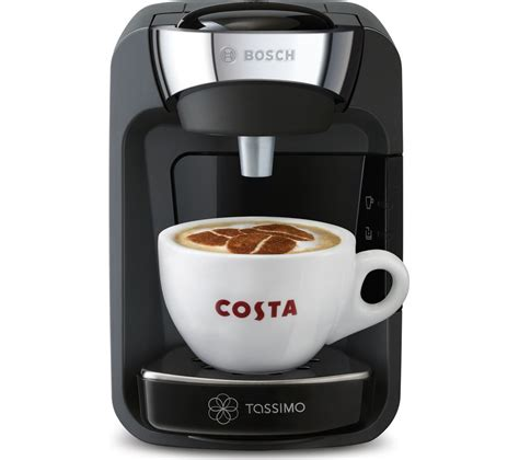 bosch coffee maker buy tassimo by bosch suny coffee machine black free delivery currys