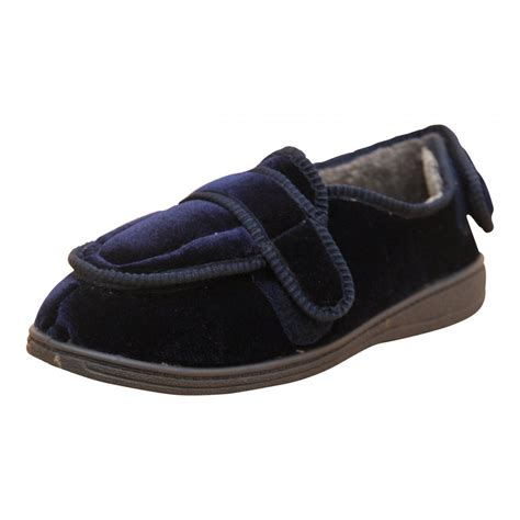 washable slippers dr lightfoot mens memory foam washable slippers s