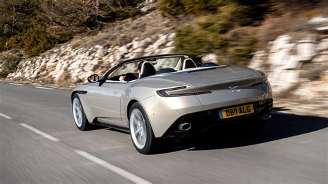 aston martin volante aston martin db11 volante review 2018 by car magazine