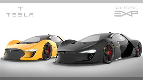 tesla supercar concept designer s vision of an electric supercar the tesla model