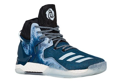 derrick new basketball shoes adidas d 7 boost upcoming colorways sneakernews