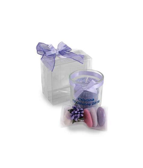 bomboniera candela bomboniera candela profumata lilly nonsolocerimonie it