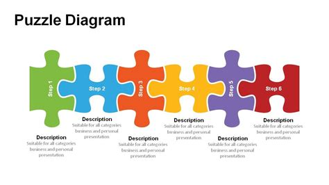 Puzzle Piece Powerpoint Template Free Best Business Template Jigsaw Template For Powerpoint