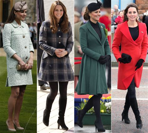 Princess Kate Wardrobe by Royal Baby On The Way Duchess Of Cambridge Goes Into