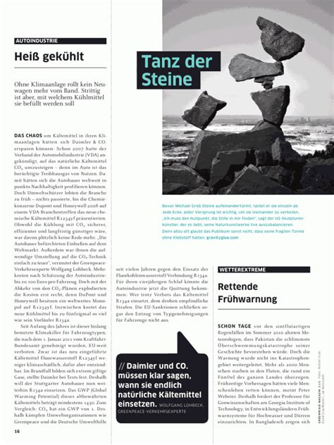 greenpeace magazine greenpeace magazine of stones gravity glue