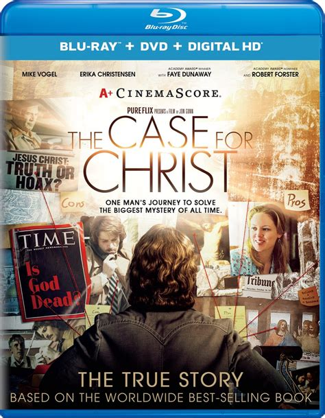 the case for christ top documentary films the case for christ dvd release date august 15 2017