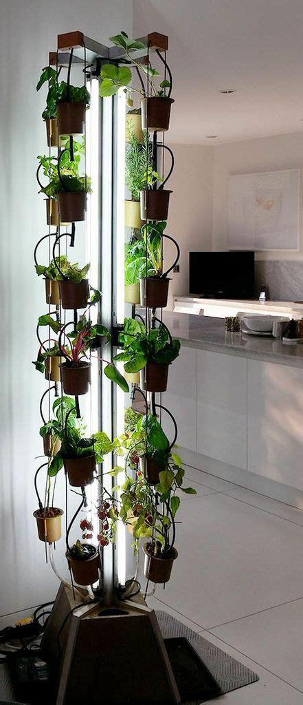 grow  daily harvest   nutritower vertical farm