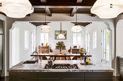 Allen Home Interiors sb digs spanish colonial revival in hope ranch
