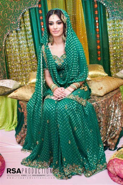 pakistani weddings mendhi night