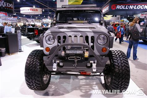 Bedrug Jeep 2013 Sema Bedrug Jeep Jk Wrangler 4 Door