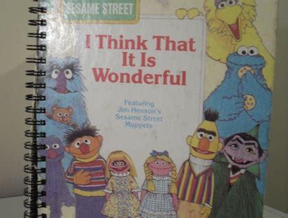 i think that it is wonderful sesame golden book books sesame quot i think that is wonderful quot goldenbook