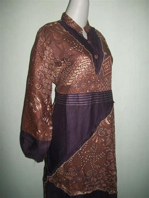 Jual Gamis Batik Jual Gamis Batik Murah Dan Modern Gm027 Toko Batik