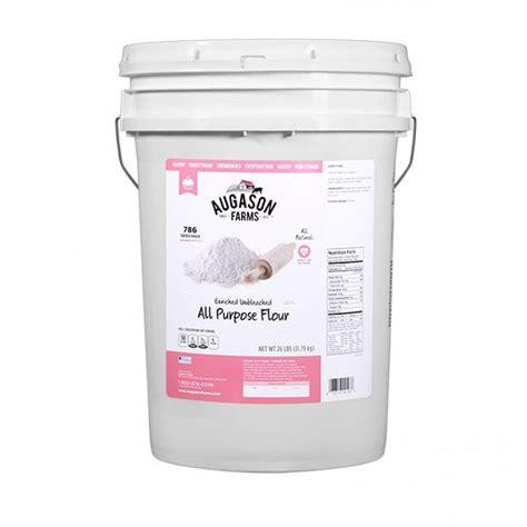 Anrichte Flur by Enriched Unbleached All Purpose Flour 26 Lbs