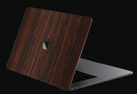 Skin Apple Macbook Wood Pattern 07 these macbook pro skins can save you from scuffs or scratches imore