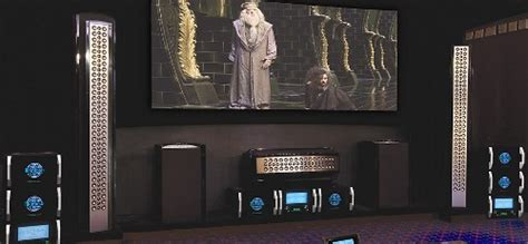 mcintoshs  watt reference home theater system