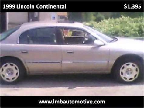 manual repair free 1999 lincoln continental auto manual service manual 1999 lincoln continental manual backup 1999 lincoln continental problems