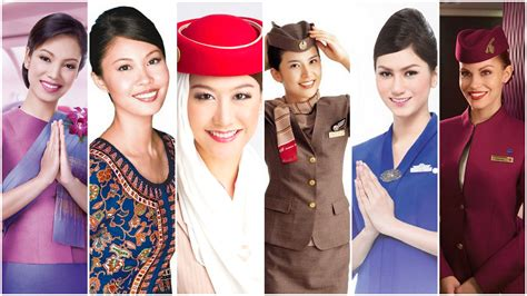 airline cabin crew in photos the world s 10 best airline cabin crew a fly