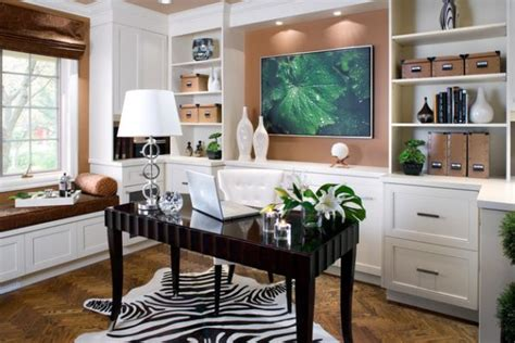 home office decorating ideas for women 30 best glam girly feminine workspace design ideas