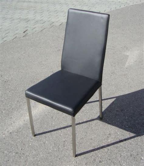 Stühle Schwarz Esszimmer by Esszimmer Lederstuhl Schwarz Esszimmer Lederstuhl