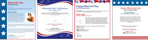 New Memorial Day Email Templates Day Email Template