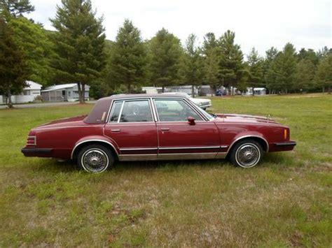how it works cars 1984 pontiac bonneville electronic throttle control buy used 1984 pontiac bonneville brougham original survivor 47 000 miles southern car in