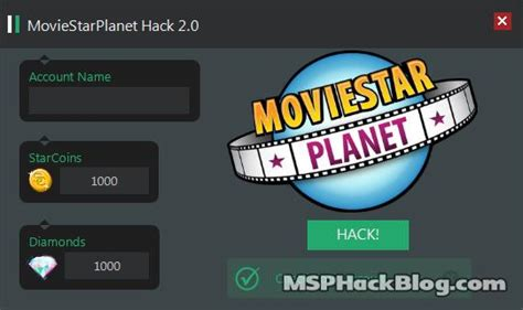 msp hack tool no survey moviestarplanet hack 2016 download msp hack 2016 newhairstylesformen2014 com