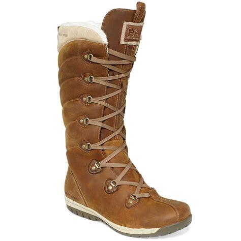 helly hansen boots helly hansen hellly hansen boots skuld 3 fauxfur boots in